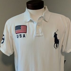 Ralph Lauren polo shirt mens